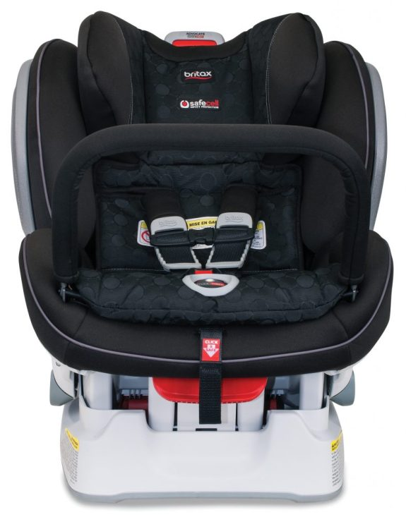 Britax In Home Demo - Baby Safety Month | Naturally Stellar