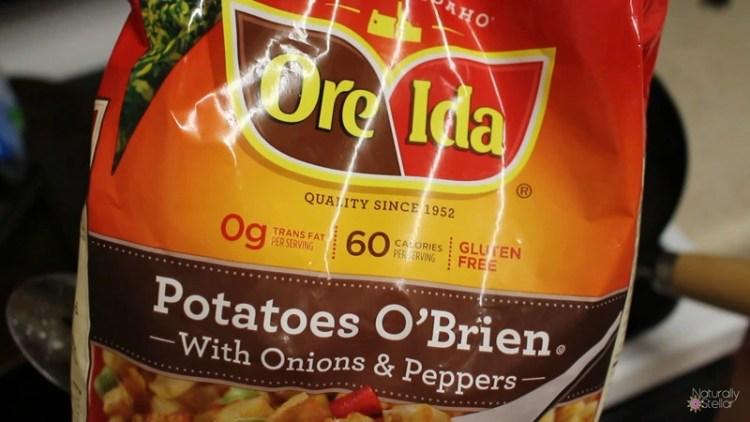 Bacon Smoked Sausage Obrien | Naturally Stellar