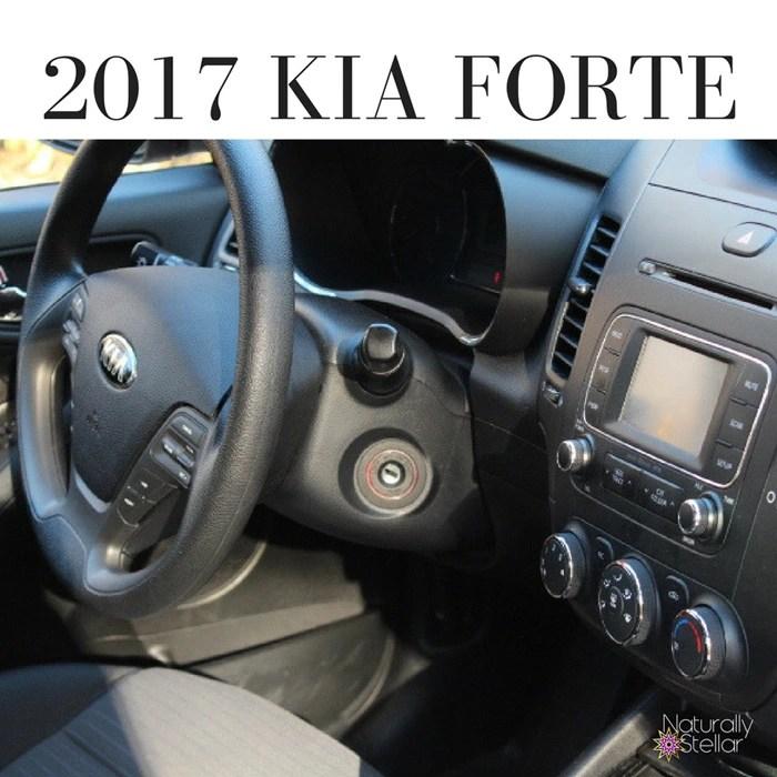 Kia Forte Auto Review | Naturally Stellar