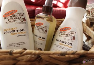 Palmer's Coconut Oil Skin Collection   Naturally Stellar