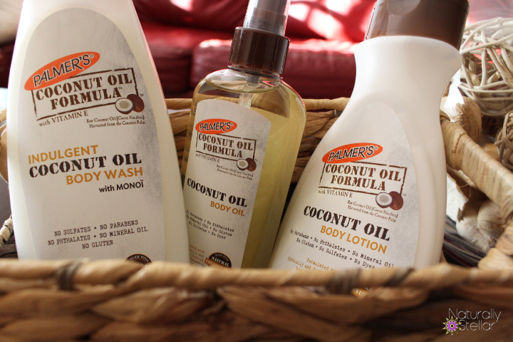 Palmers Coconut Oil Skin Collection | Naturally Stellar