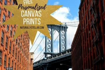 Free Canvas Prints | Naturally Stellar