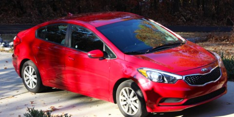 Kia Forte Auto Review | Naturally Stellar