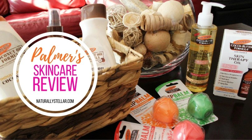 Palmers Coconut Oil Review | Naturally Stellar