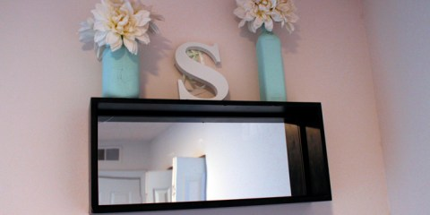 Weekend Home Decor | Easy Wall Space DIY | Naturally Stellar