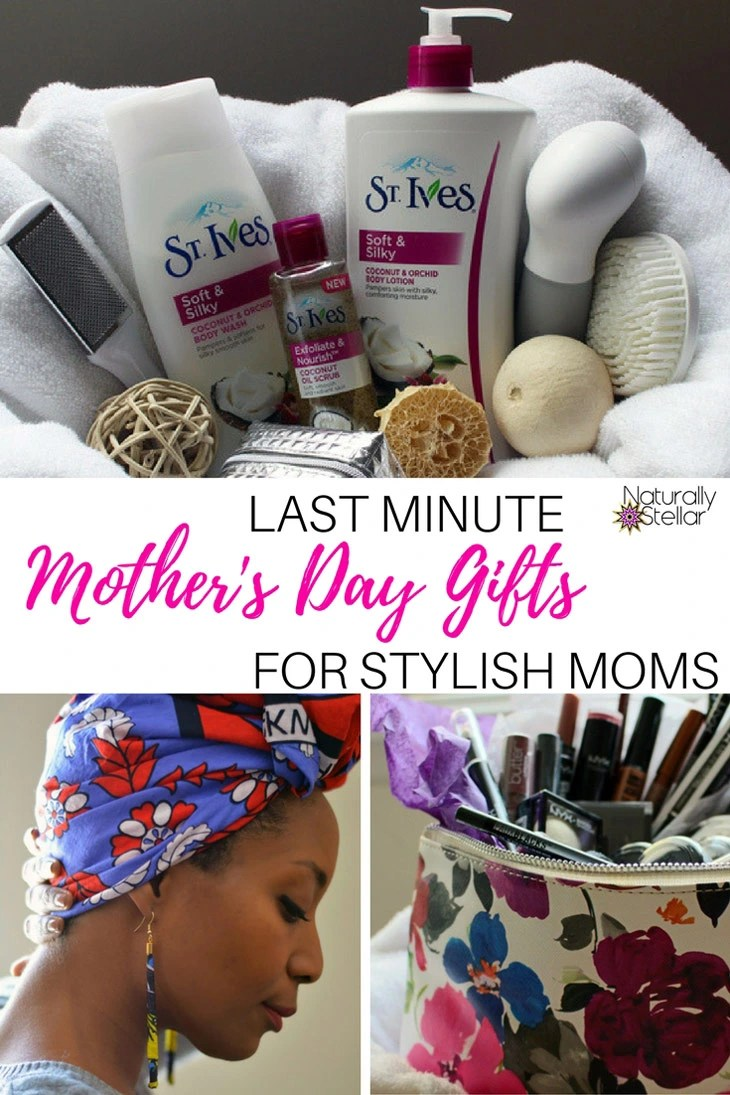 Mother's Day | Last Minute Shouldn't Look Like Last Minute | Naturally Stellar