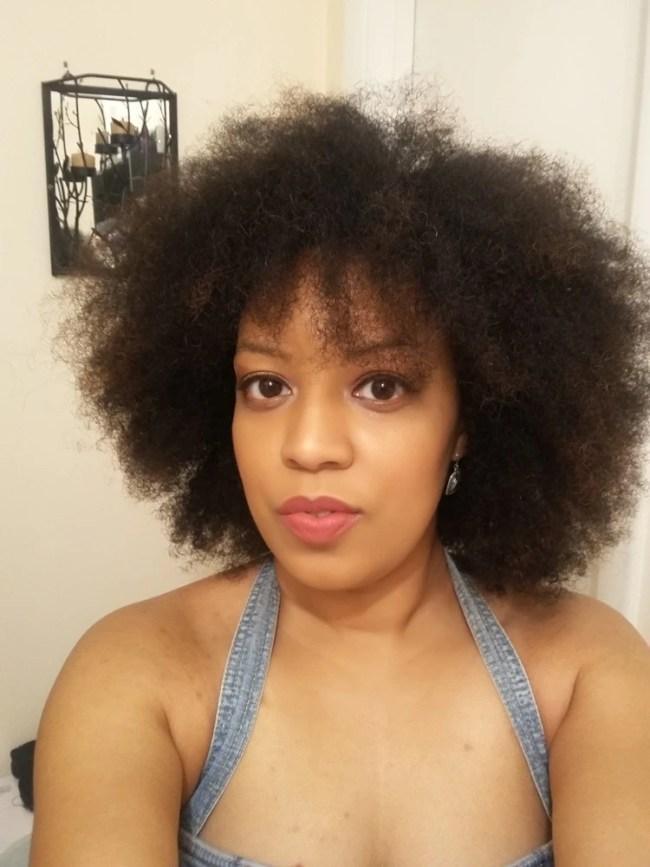 Summer Hair Afro | Naturally Stellar