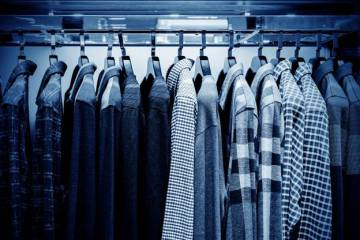 How To Revamp Your Guys Closet | Naturally Stellar