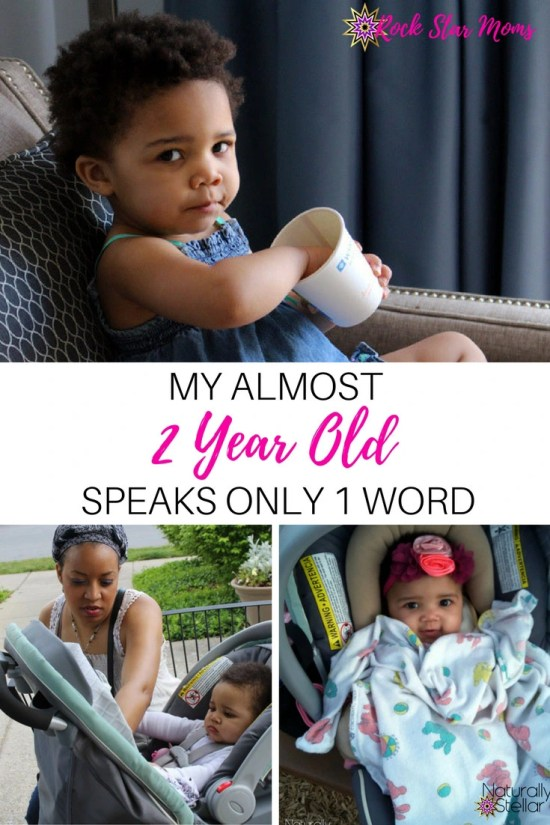 My daughter doesn't speak at 2 years old | Naturally Stellar