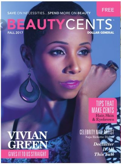 BeautyCents Fall 2017 Magazine Issue | Naturally Stellar