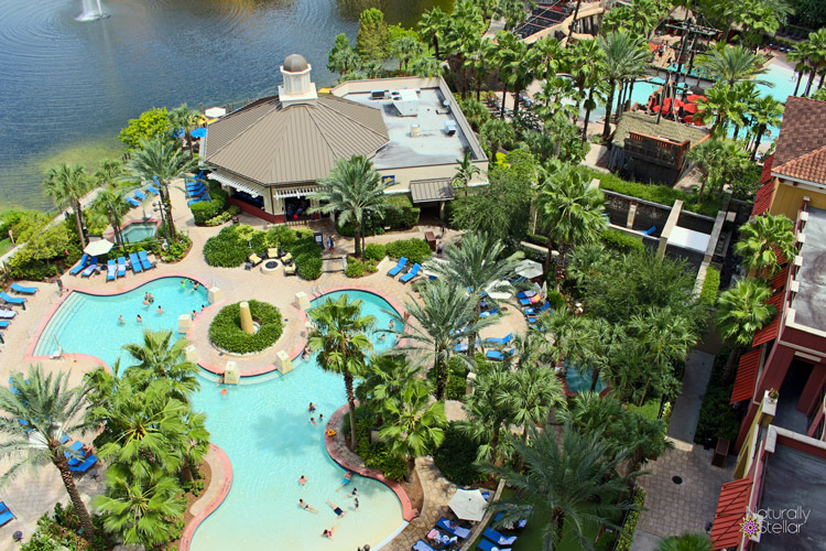 A Unique Experience: Wyndham Grand Orlando Resort
