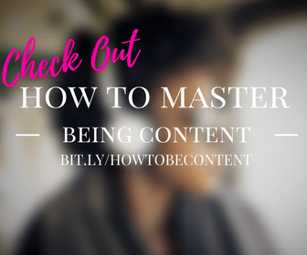 How To Be Content Ad