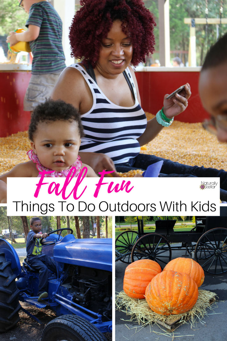 Getting outdoors for fall   Naturally Stellar