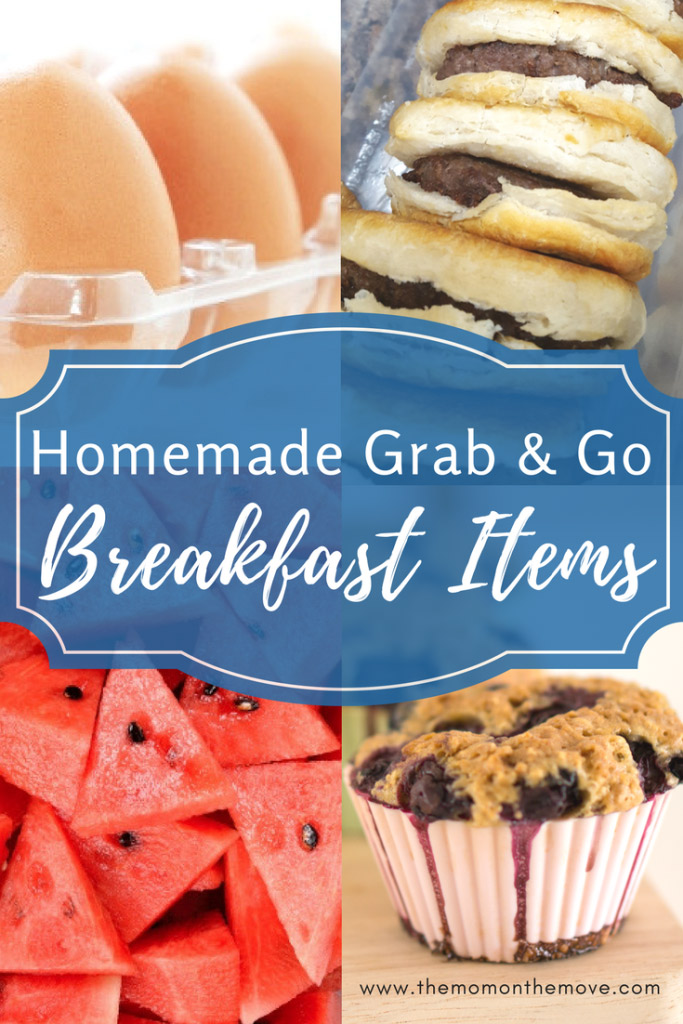 Grab and Go Breakfast Hack | Naturally Stellar