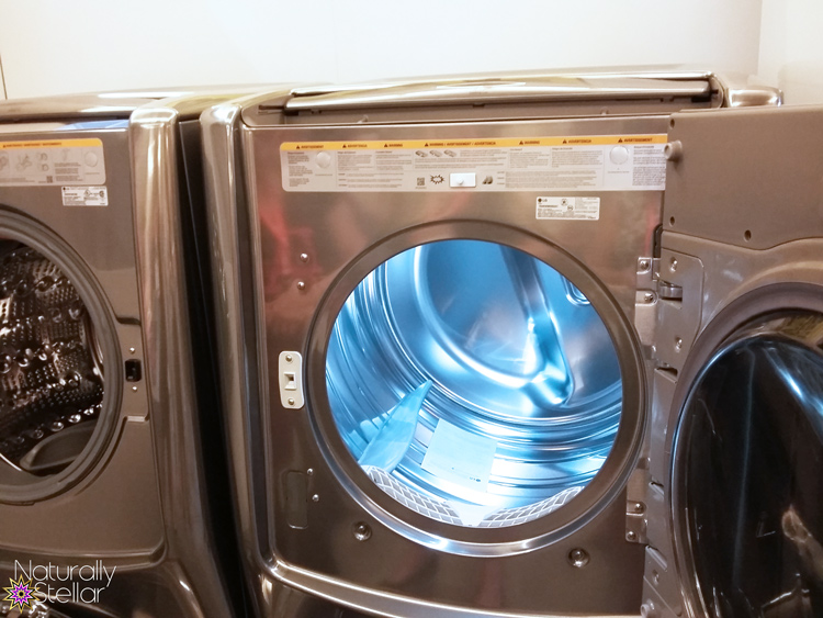 Be The Rock Star Of Your Laundry Room with LG Twin Wash System