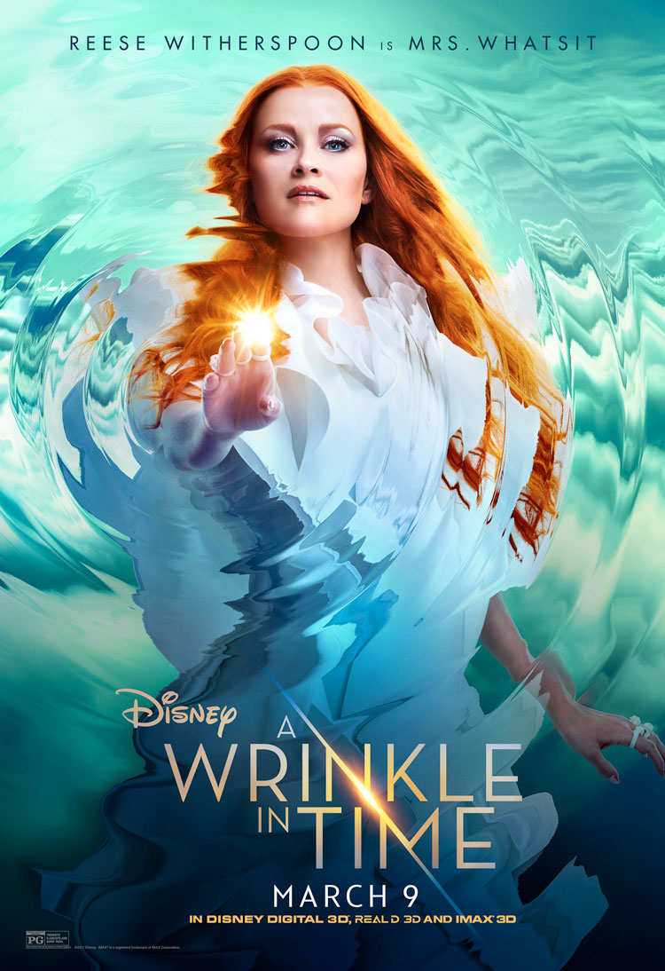 A Wrinkle In Time Movie - Activity Pages | Naturally Stellar