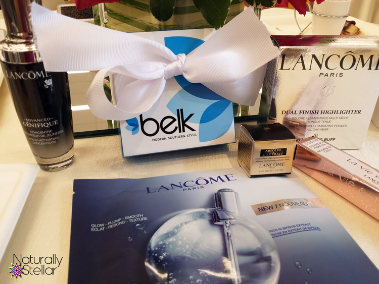 What's New At Belk & Lancome Beauty For Women Of Color   Naturally Stellar