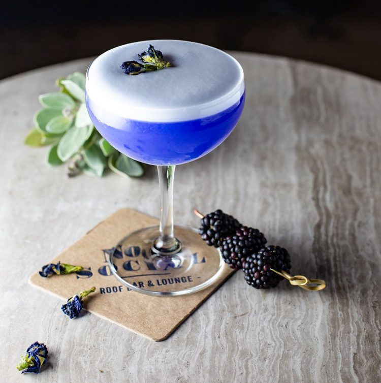 Netflix and Chill Show Themed Cocktails | Naturally Stellar