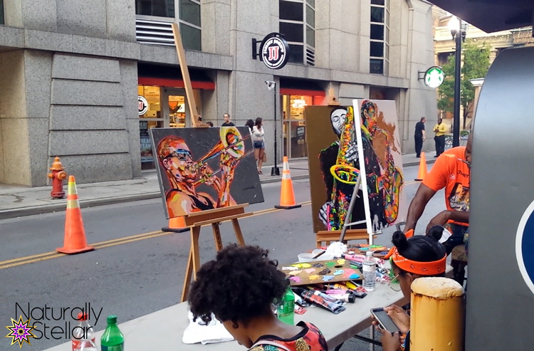 My First Nashville Art Crawl Experience | Naturally Stellar