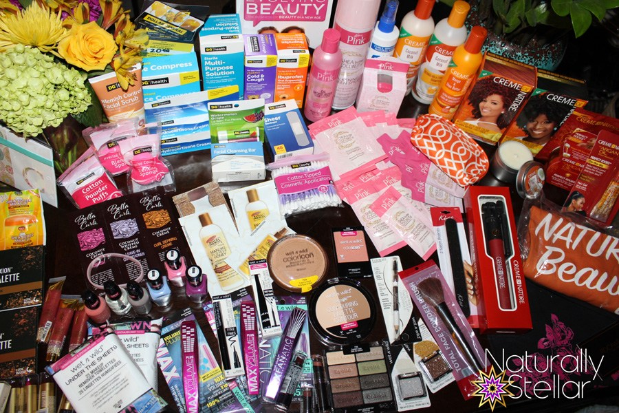 Dollar General presents A Day Of Beauty | Naturally Stellar