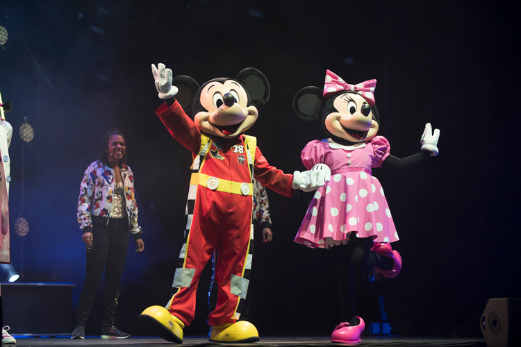 Fall 2018 Character Tour - Disney Junior Dance Party Tour | Naturally Stellar