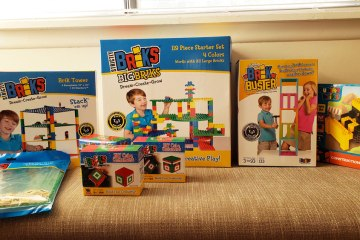 Active Play with STEM and Briks | Naturally Stellar