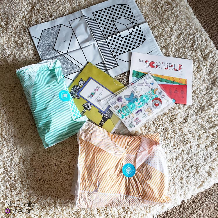 Introducing Kidbox For Busy Mama's | Naturally Stellar