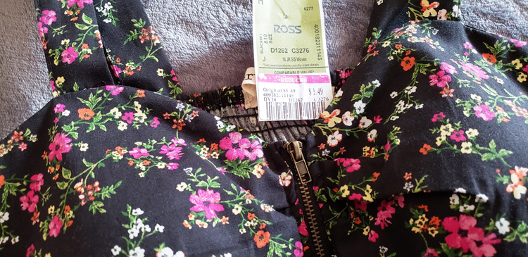 Fall Clothing Haul Ross + Target | Naturally Stellar