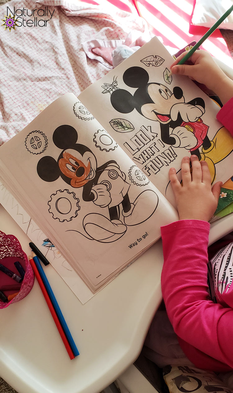 Keeping Toddlers Busy While Working From Home | Naturally Stellar