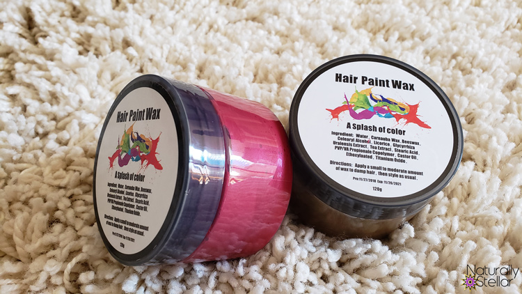 Hair Paint Wax : My Latest Natural Hair Experiment | Naturally Stellar