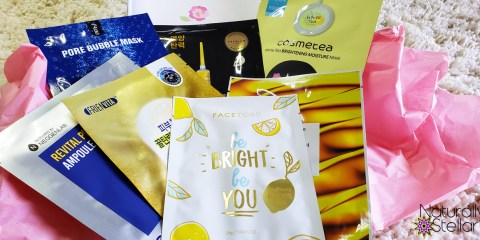 Korean Beauty Masks Why I'm Hooked | Naturally Stellar