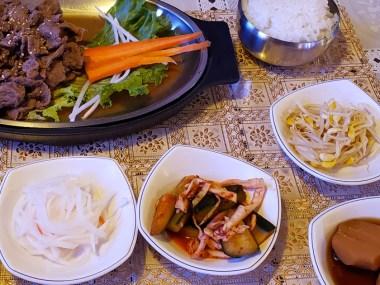 Nashville Foodie Adventures : Korean, Gyros & BBQ | Naturally Stellar