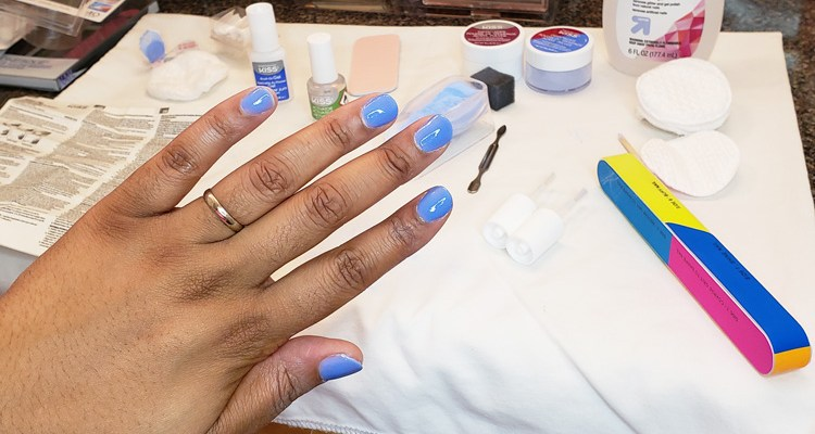 Cheap Ways To Keep Your Nails Looking Great Without A Salon Trip   Naturally Stellar