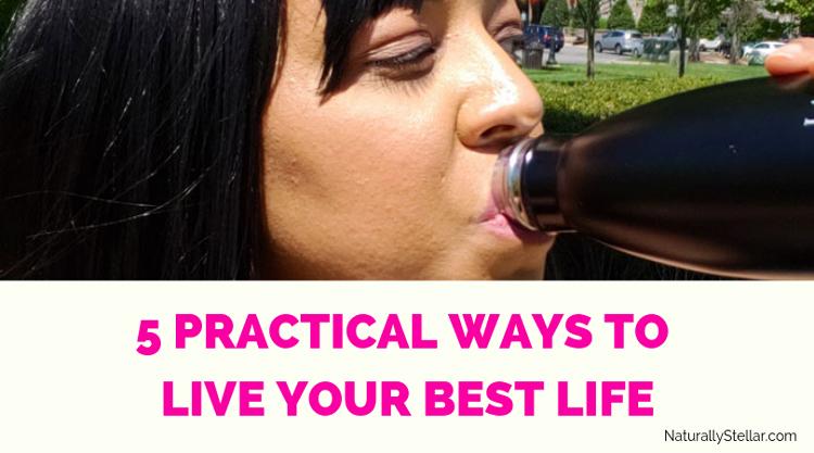 5 Ways To Live Your Best Life With Align Probiotics | NaturallyStellar.com