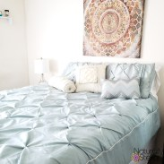 Summer Master Bedroom Makeover Mini Tour | Naturally Stellar