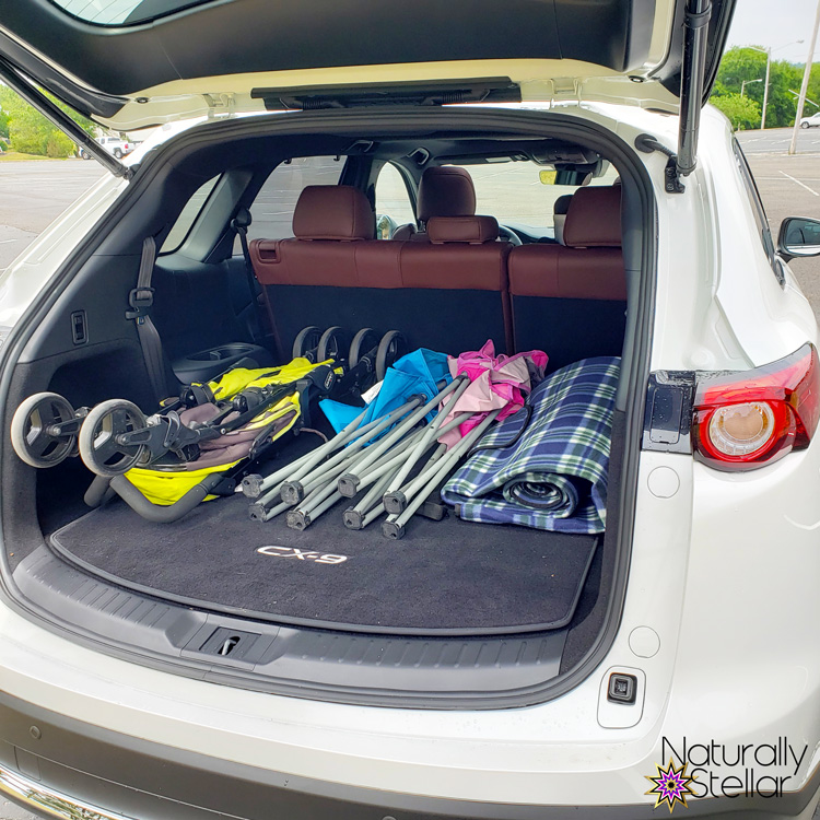 Summer Fun In The City with Mazda CX-9 | Naturally Stellar
