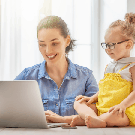 Tips To Survive the Work From Home Summer | Mom Monday