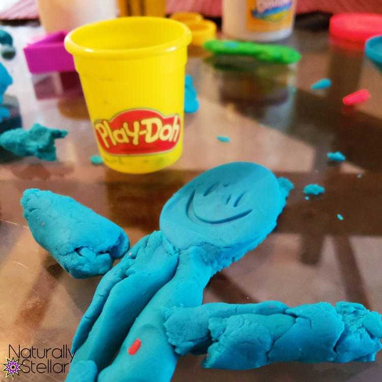 STEM and STEAM activities to keep kids busy. Play Doh Play   Naturally Stellar