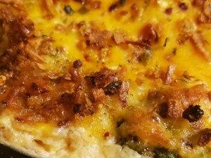 Broccoli Baked Potato Casserole Recipe | Naturally Stellar
