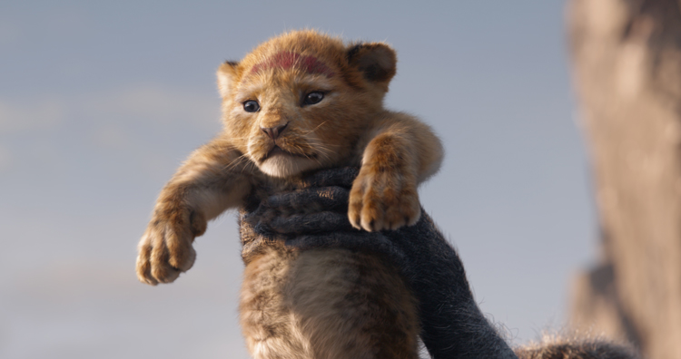 Disney's The Lion King Movie - Little Simba Cub | Naturally Stellar