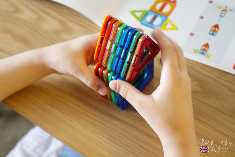 Magformers play sets for STEAM summer fun