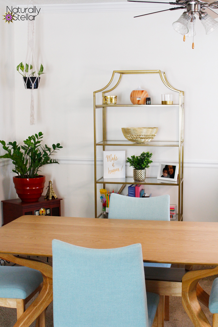 How To Keep Personal Style In A Shared Home Office Space | Naturally Stellar