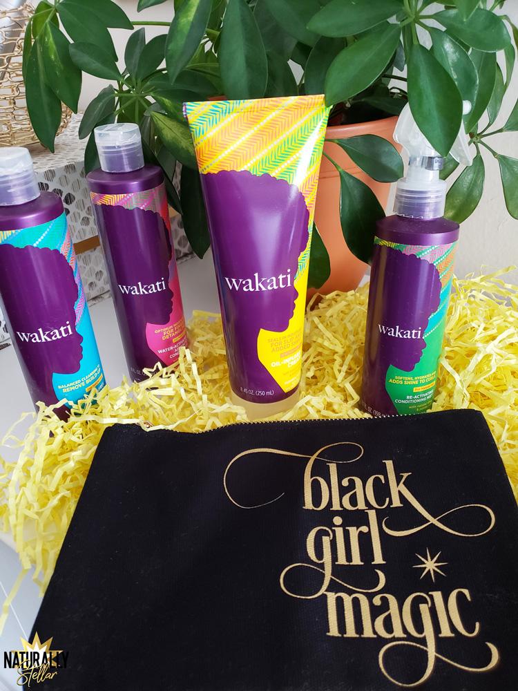 Wakati natural hair products giveaway | Naturally Stellar