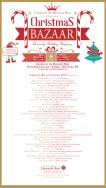 Church of Heavenly Rest Christmas Bazaar Dec. 6-7, 2013