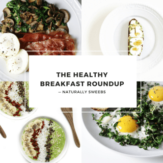The Healthy Breakfast Roundup