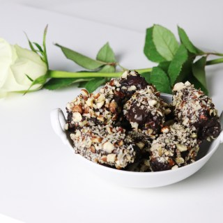 Chocolate Hazelnut Dates