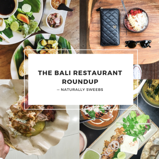 The Bali Restaurant Roundup: The Foodie Guide