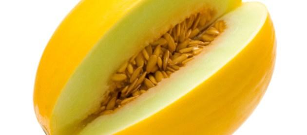 El melón, fuente de vitaminas antioxidantes y minerales