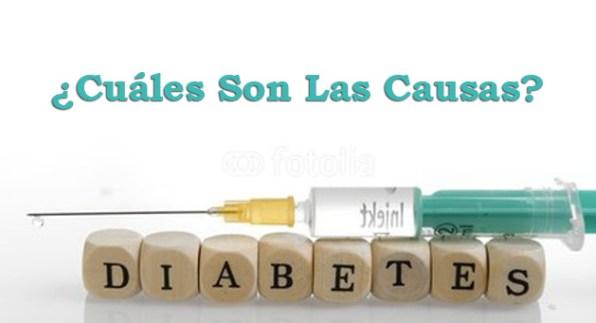 Comprendiendo cuales son las causas de la diabetes