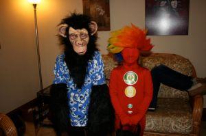 halloween joey and Kate